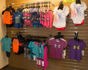 retail Children's apparel from Under Armour
